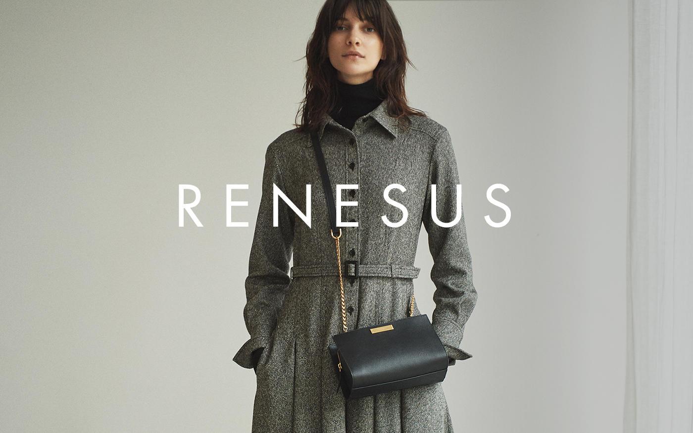 本格派志向のバッグコレクション'RENESUS'誕生