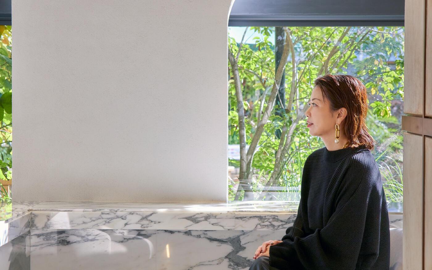 【インタビュー vol.2】エポカ クリエイティブディレクター 常ひとみ | ニットの可能性を、今後も「ラ・マリア」を通じて探究していきたい