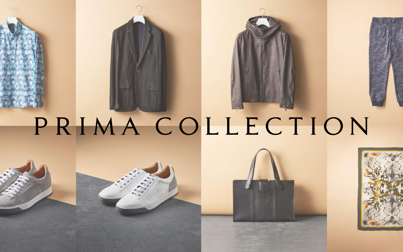 PRIMA COLLECTION第一弾発売