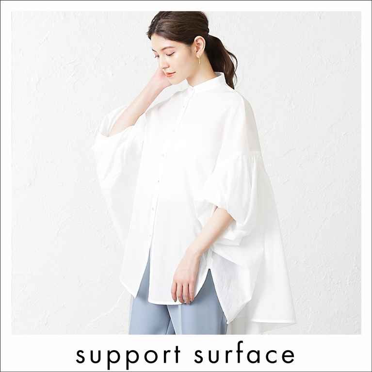 BRAND PICKUP【support surface】